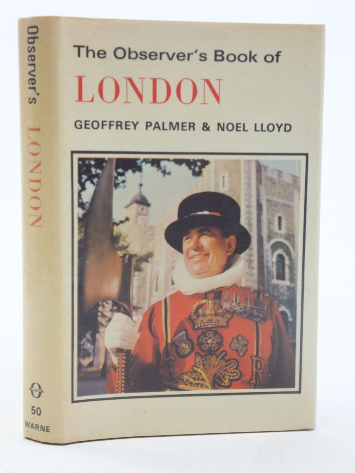 90102bd85c0 THE OBSERVER S BOOK OF LONDON.  Amazon.co.uk  Geoffrey   Noel Lloyd ...