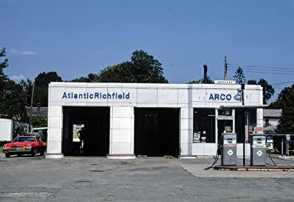 Arco Gas Stations >> Amazon Com Roadside America Photo Collection 1976 Arco