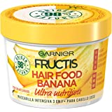 Garnier Fructis Hair Food - 3 Recipientes de 390 ml - Total: 1170 ml