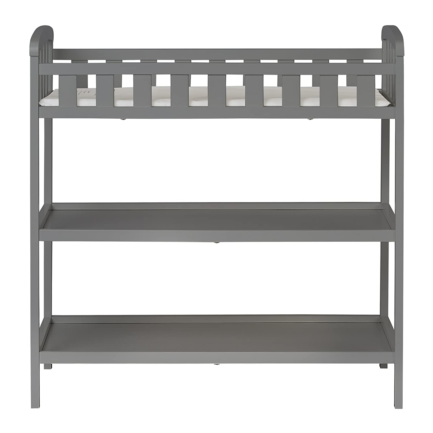 Horizontal Foundations Safety Craft Wall Mounted Baby Changing Station