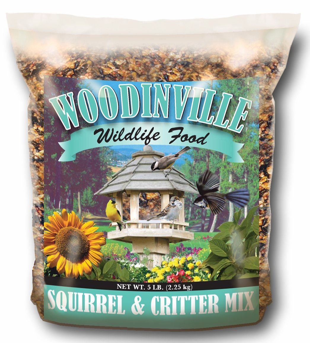 Woodinville 92882 5-Pound Squirrel Mix