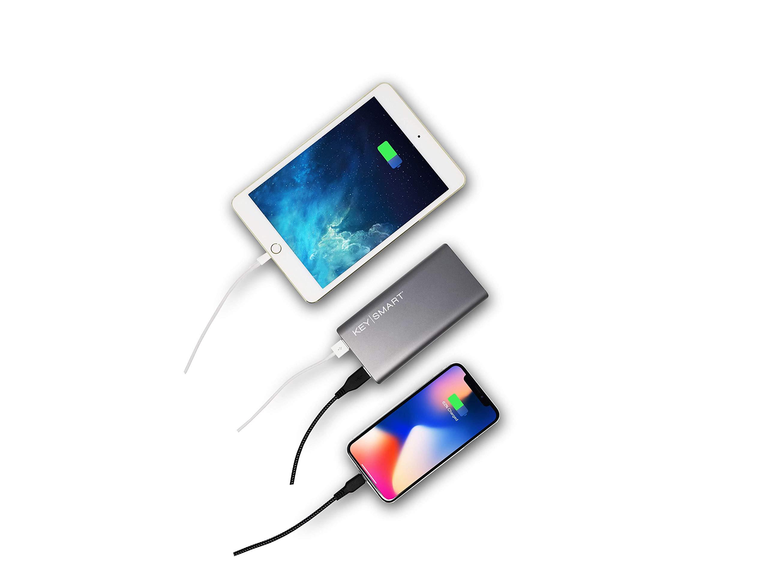 KeySmart USB Powerbank, Portable Charger by KeySmart