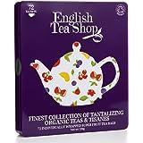 English Tea Shop Organic Super Fruit Gift Tin Tea Bags, Pack of 72
