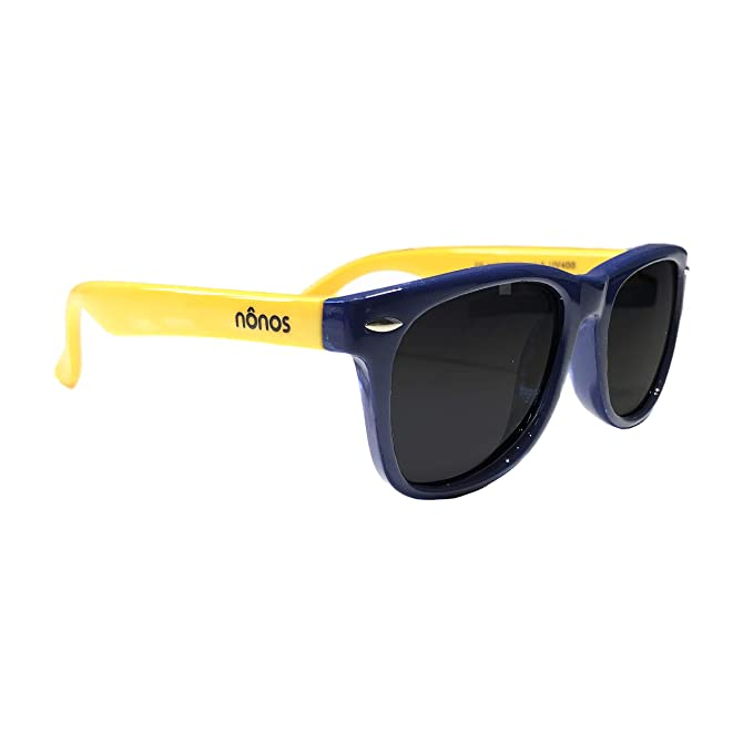 Nônos, gafas de sol de calidad para niños y niñas. Totalmente flexibles y resistentes. Polarizadas, Protección 100% UV. Indicadas para niños y niñas ...