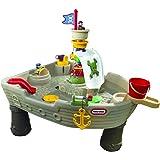 Little Tikes - Mesa con barco pirata de juguete
