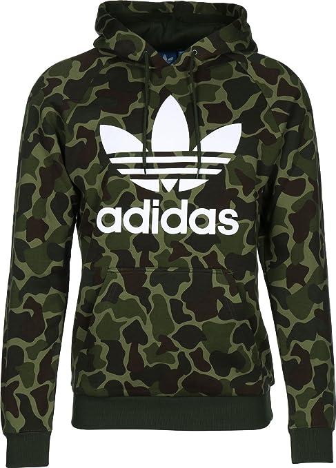 felpa camouflage adidas