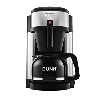 Bunn Drip-Free Carafe Automatic Pour Over Coffee Maker
