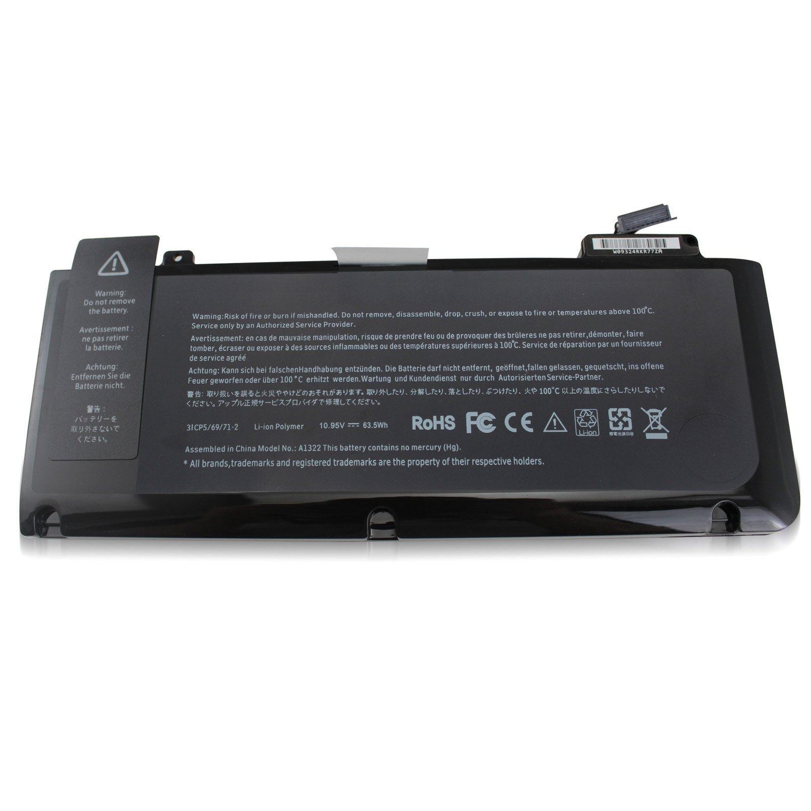 Bateria Para Apple Macbook Pro 13 Inch A1278 A1322  [angwel]