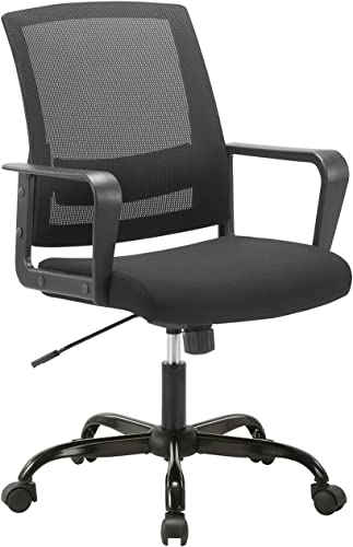 CLATINA Ergonomic Rolling Mesh Desk Chair