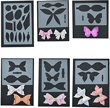 100 Small Bow Cardstock Diecuts in Variety of Colours for Paper Crafts