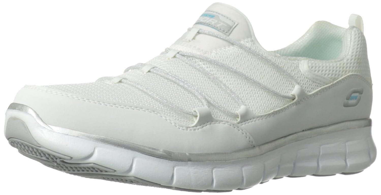 cf91f3304a Amazon.com | Skechers Sport Women's Loving Life Memory Foam Fashion Sneaker  | Fashion Sneakers