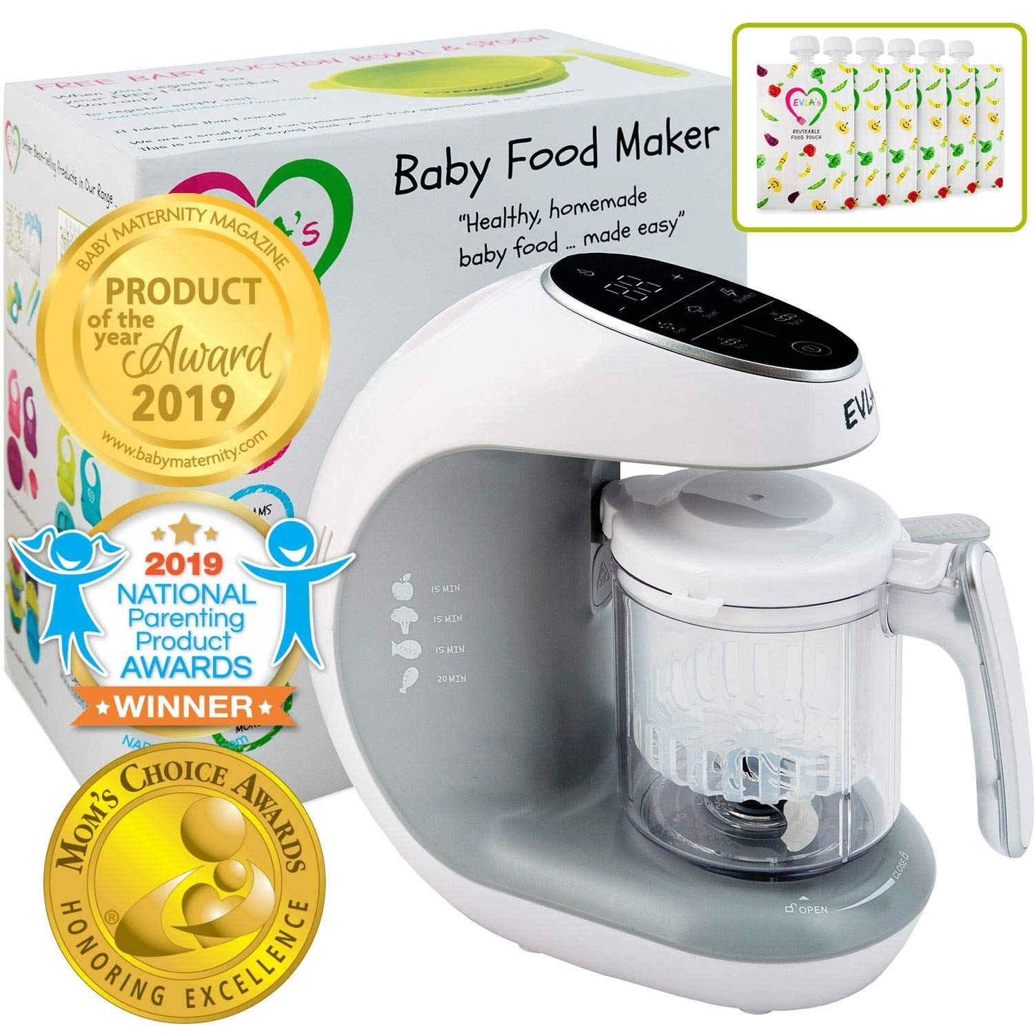 Best baby food maker consumer report