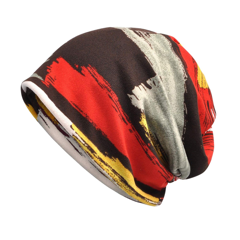 liuyunfeiyu Fashion Autumn Summer Hip Hop Beanies Skull Caps Hats for Men Women Unisex Baggy Cap Beanie