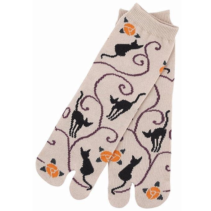 Amazon.com: Gato Negro Las Mujeres 5 inch Cuff Tabi ...