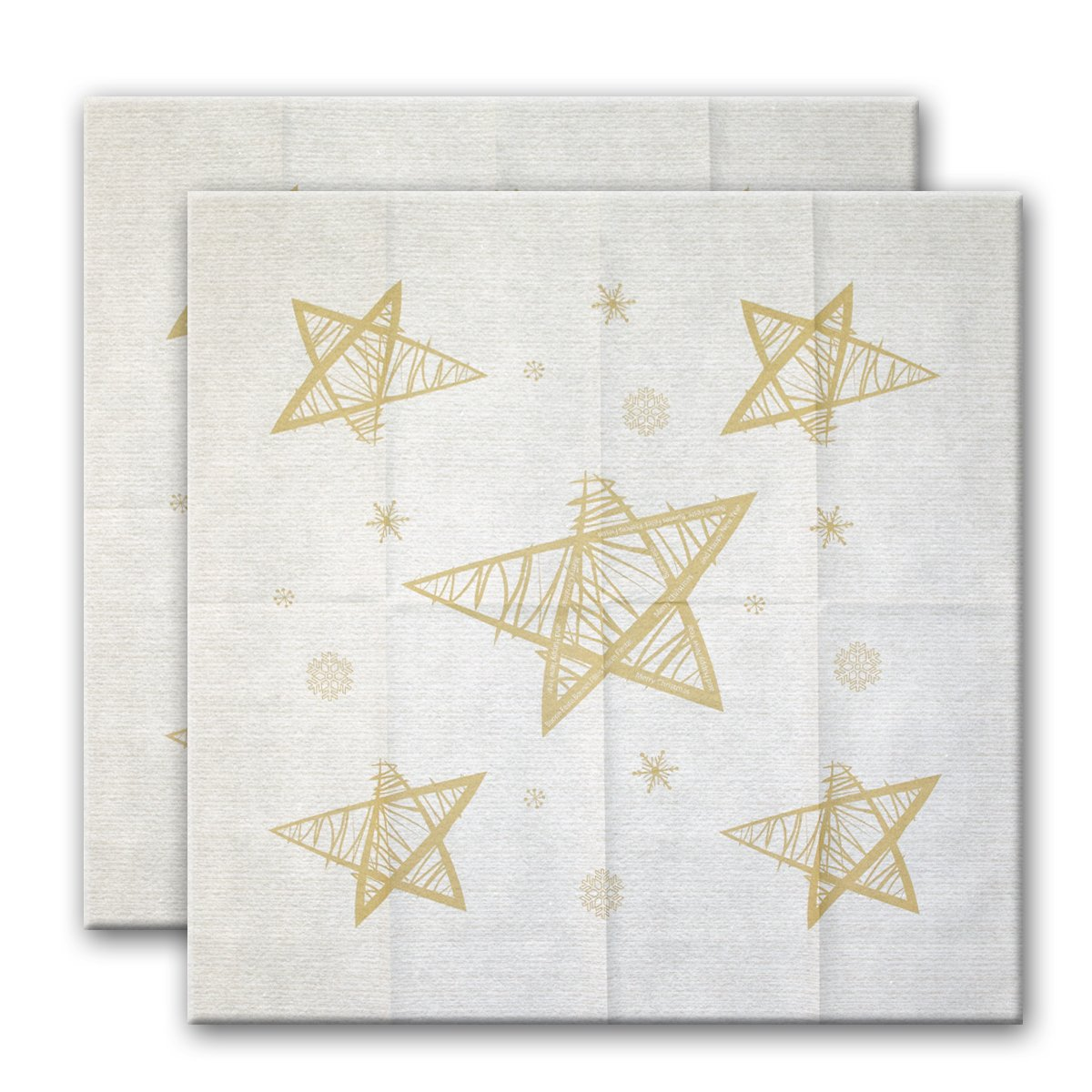 Gold Sassafras Enterprises Noel Tablecloths