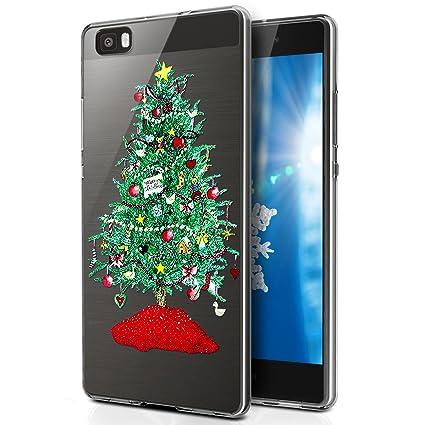 Amazon.com: Huawei P8 Lite Funda, Huawei P8 Lite Caso ...