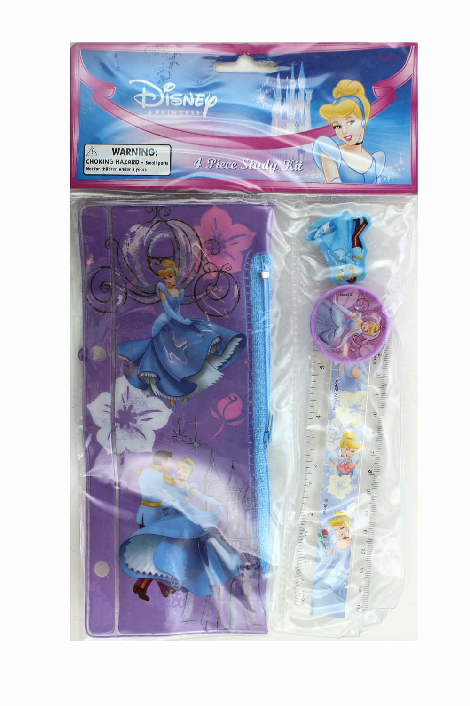 Cinderella Unterlagen Set - 4 Teilig