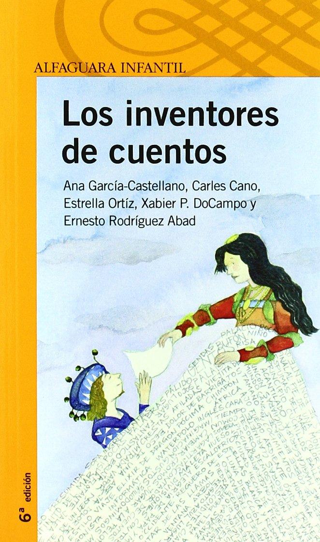 Los inventores de cuentos (Infantil Naranja 10 Años): Amazon.es ...