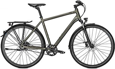 Bicicleta de trekking Raleigh Rush Hour 8.0 Hombre 28 14 de ...