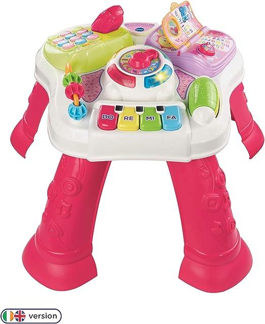 VTech 80-148083 - Mesa de Actividades para Jugar y Aprender, Color ...