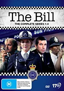 The Bill - The Complete Series 1-4