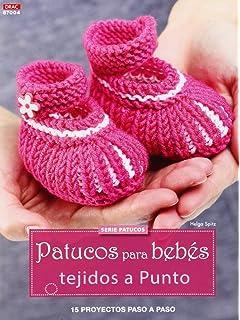 Patucos para bebés tejidos a punto : 15 proyectos paso a paso