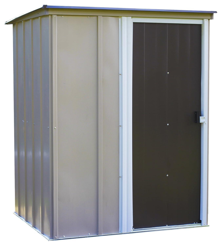 Chalet-Jardin bw54 Luxe Protección Mono pendiente metal beige 151 x 122 x 180 cm: Amazon.es: Jardín