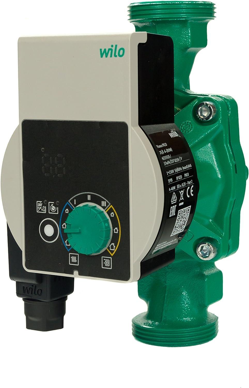 6/ Wilo 4215515/Mod/èle Yonos Pico 25//1 Glandless circulateur Row Vert 240/V