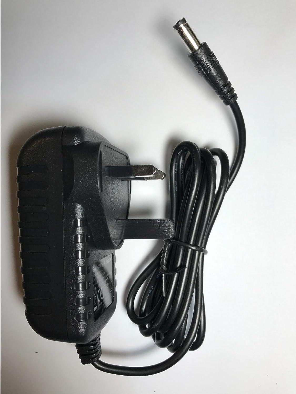York//Reebok//Roger Black//Kettler Cross Trailer Mains 9V AC Adaptor Power Supply