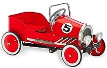 Morgan Cycle Retro Red