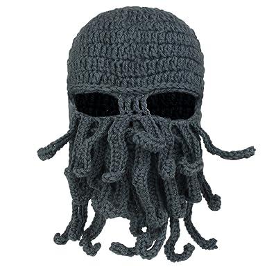 56142183376 Magic Zone Octopus Balaclava Face Mask