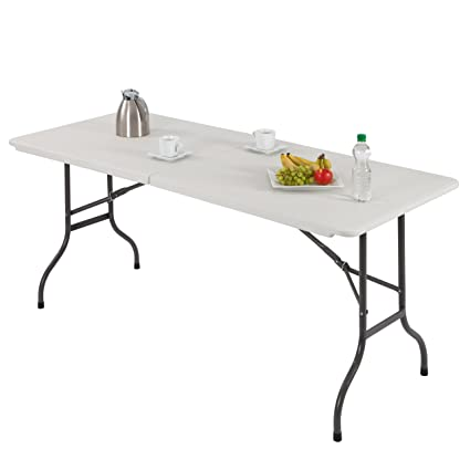 Ultranatura Table Pliante Multiusage En Plastique Gamme Bamberg