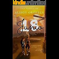 Junio 18 (Spanish Edition) book cover