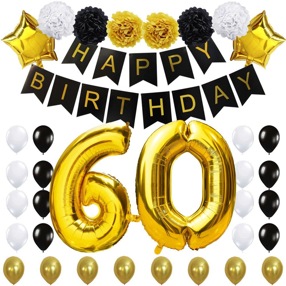 #40 Decoración para Fiestas de Cumpleaños-
