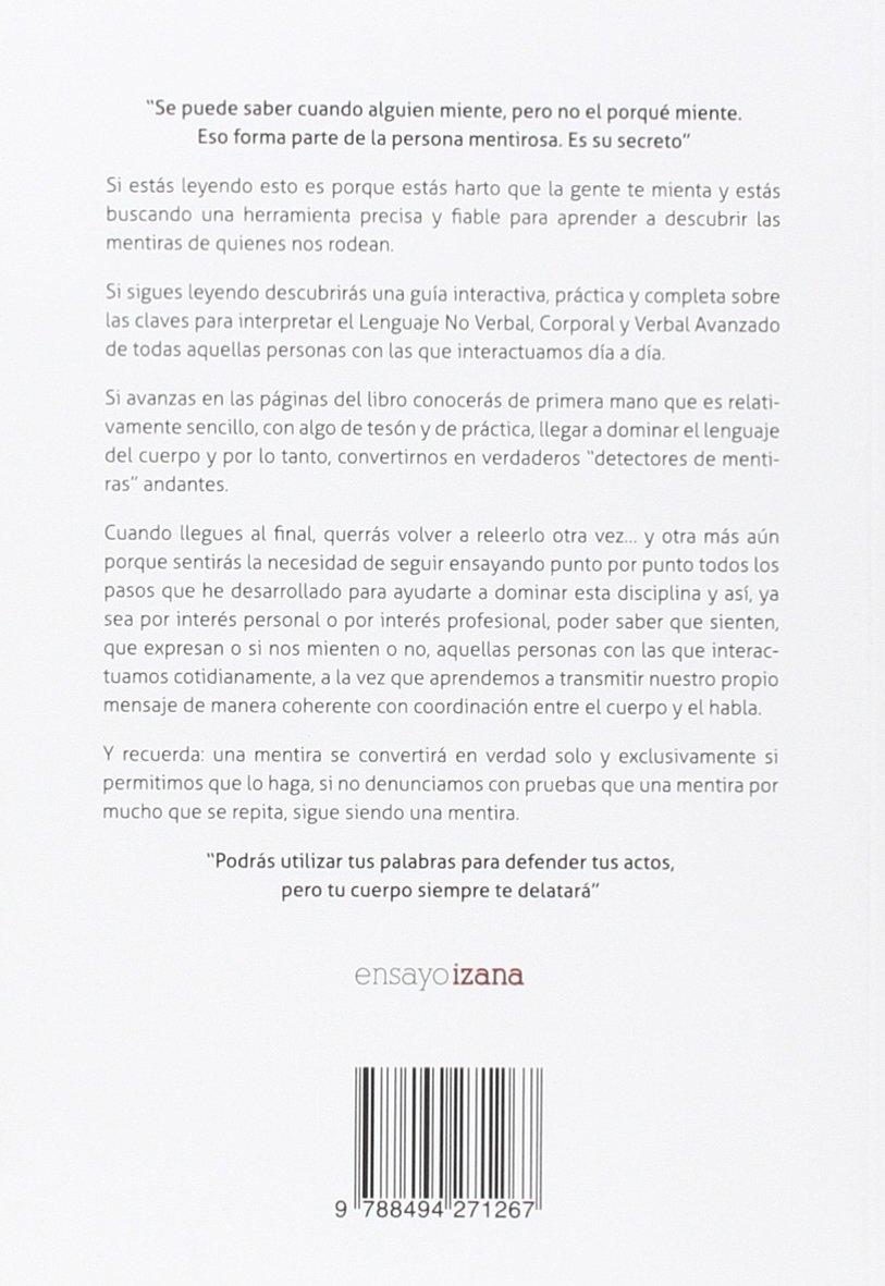 ¡NO TE VAN A MENTIR MÁS!: PABLO ORTIZ GARCIA: 9788494271267: Amazon.com: Books