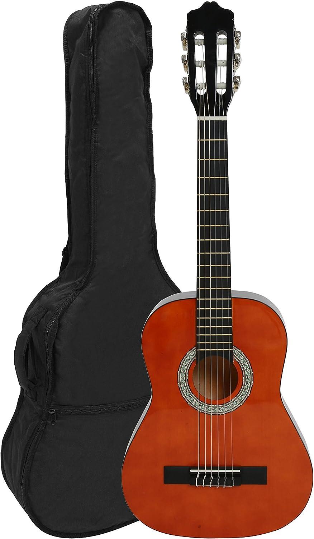 Navarra NV15 - Guitarra clásica, Miel, 1/2