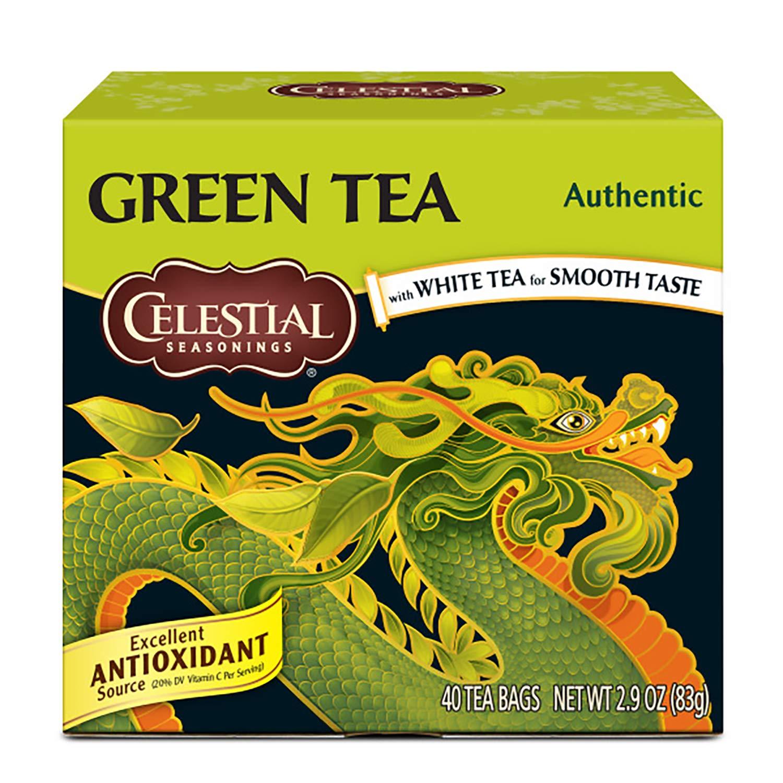 Celestial Seasonings Green Tea For Diabetes
