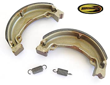 Amazoncom Ebc Rear Brake Shoes And Keepitroostin Sticker Fits