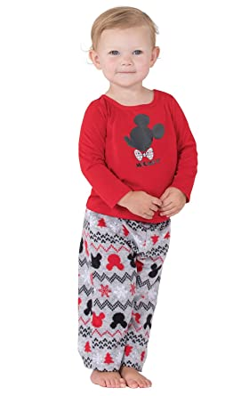 Amazon.com  PajamaGram Officially Licensed Mickey and Minnie Mouse ... 3a11fd114