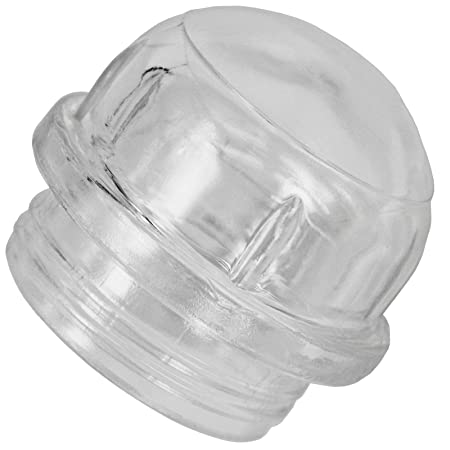Spares2go - Tapa de cristal para lente de lámpara para horno y ...
