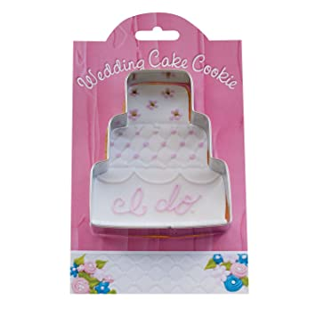 Amazon Wedding Cake Cookie And Fondant Cutter