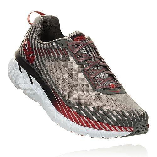 Hoka One , Scarpe da Camminata ed Escursionismo Uomo Alloy/Steel Gray