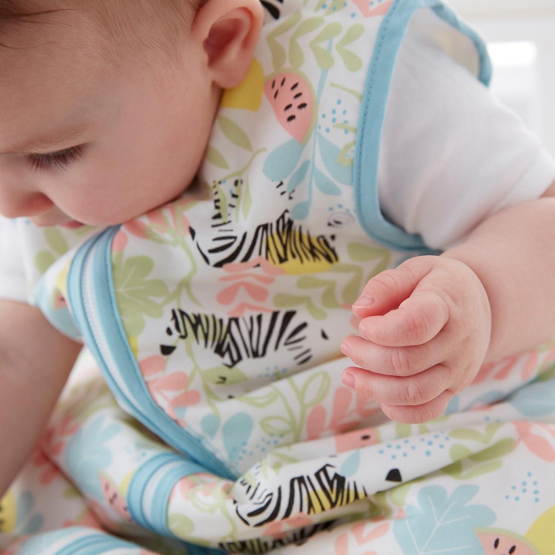 Gigoteuse de voyage GROBAG Zippy Zebras TOG 1.0  6-18 mois