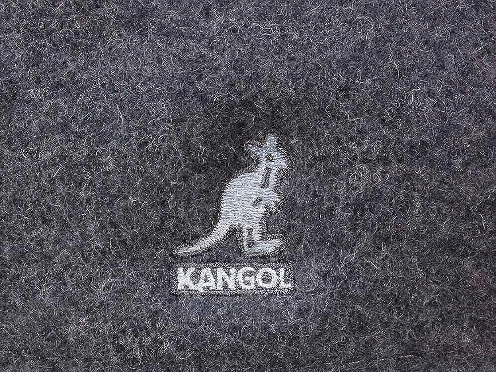Kangol Seamless Wool 507 schmale Flatcap aus Wolle