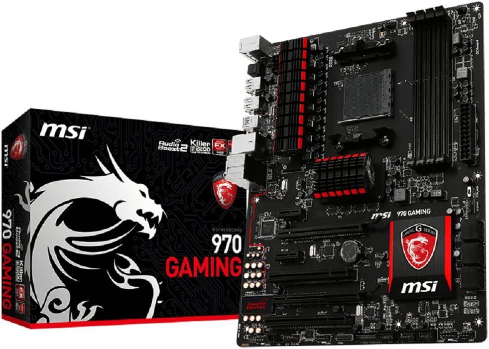 The Excellent Quality AM3+ Pro Gaming SLI/CFX SB