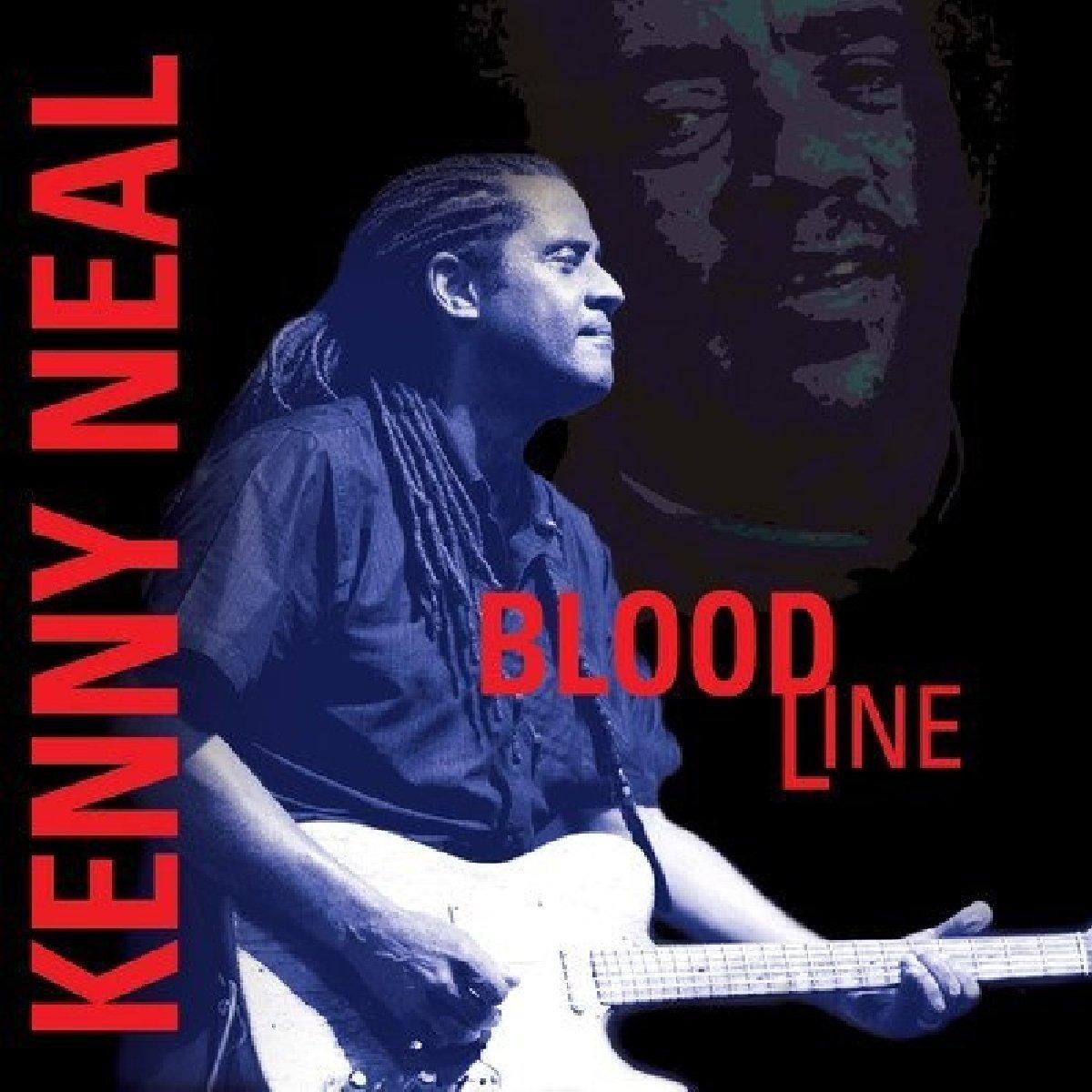 Kenny Neal - Bloodline 71dyUbauyZL._SL1200_
