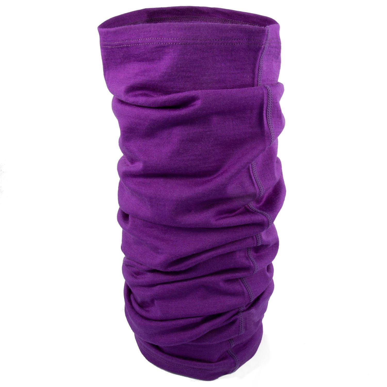 MERIWOOL Unisex Merino Wool Neck Gaiter - Choose Your Color