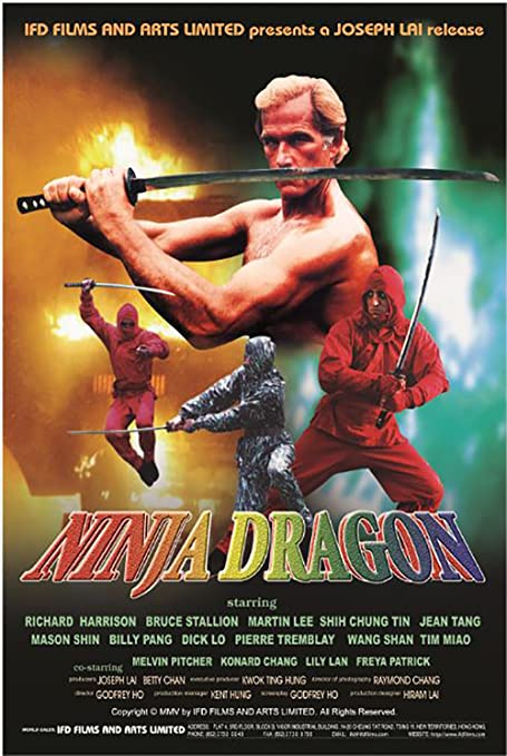 Amazon.com: Ninja Dragon: Movies & TV