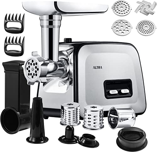 Altra-Electric-Meat-Grinder,-6-IN-1-Meat-Mincer