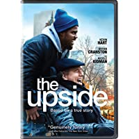 UPSIDE, THE DVD